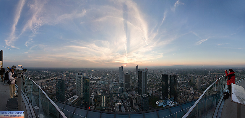 Frankfurt - Maintower - p133 - (c) by Oliver Opper