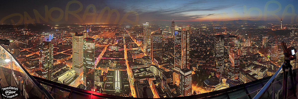 Frankfurt - Maintower - p135 - (c) by Oliver Opper