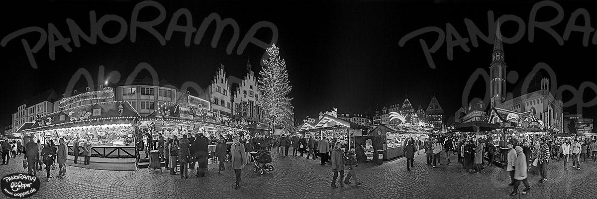 panorama frankfurt weihnachtsmarkt r mer p8180. Black Bedroom Furniture Sets. Home Design Ideas