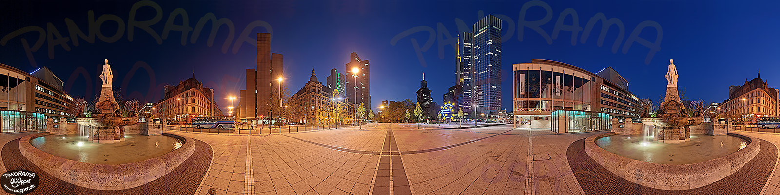 Frankfurt - Willy-Brandt-Platz - p172 - (c) by Oliver Opper
