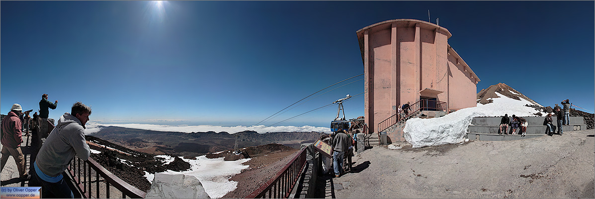 Panorama Teneriffa - (c) by Oliver Opper