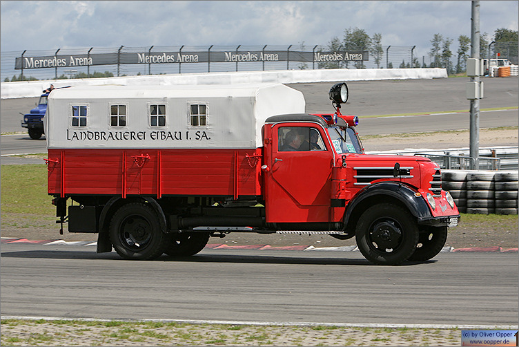 N�rburgring - Truck Grand Prix-2007 - (c) by Oliver Opper