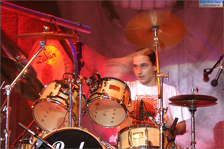 Schlossgrabenfest 2005 - MerQury - (c) by Oliver Opper