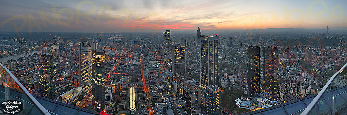 Frankfurt - Maintower - p134 - (c) by Oliver Opper