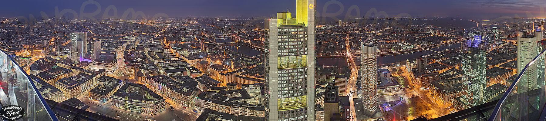 Frankfurt - Maintower - s�d - p460 - (c) by Oliver Opper