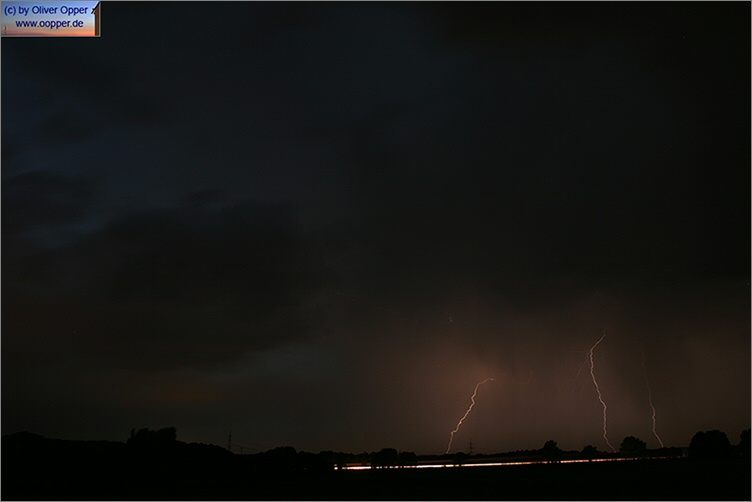Gewitter - (c) by Oliver Opper
