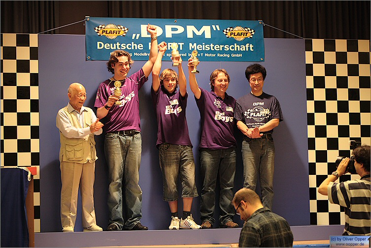 DPM 2006 - Internationale Deutsche Plafit Meisterschaft - (c) by Oliver Opper